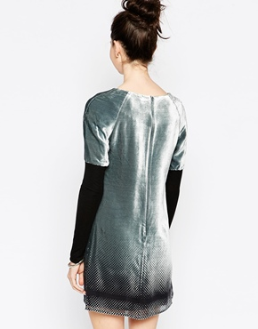 photo Chaucer Dress by Antipodium, color Silver - Image 2