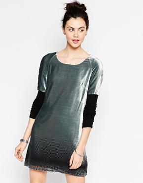 photo Chaucer Dress by Antipodium, color Silver - Image 1