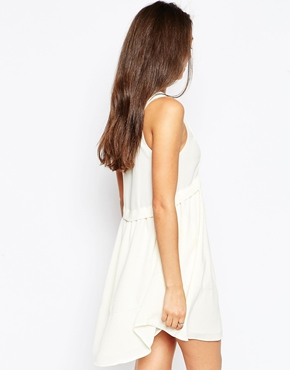 photo Alphena Dress by d.RA, color Ivory - Image 2
