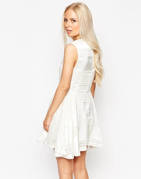 photo Harmony Dress by d.RA, color White Slush - Image 2