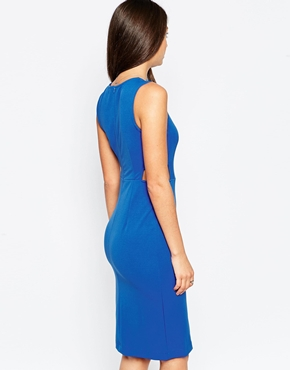 photo Nembus Dress by d.RA, color Cobalt - Image 2