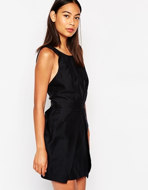 photo Act Naturally Dress by Finders Keepers, color Black - Image 1