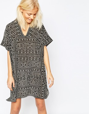 photo Roaming Dress by MiH Jeans, color Mali - Image 1