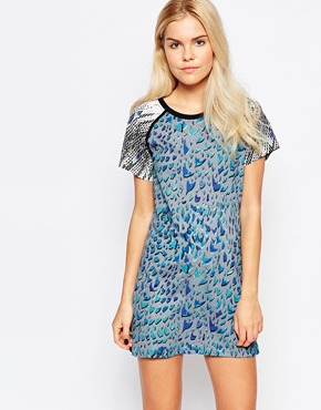 photo Welcome to the Jungle Dress by Stylestalker, color Multi - Image 1