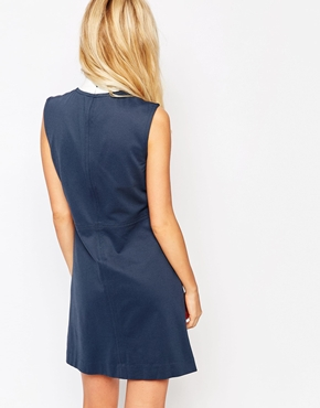 photo Misty Dress by Wood Wood, color Blue - Image 2