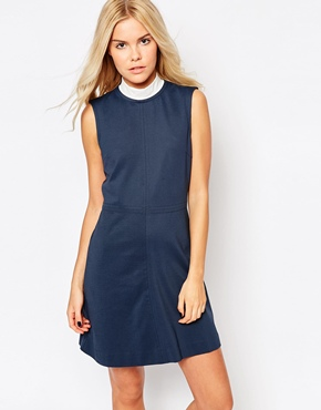 photo Misty Dress by Wood Wood, color Blue - Image 1