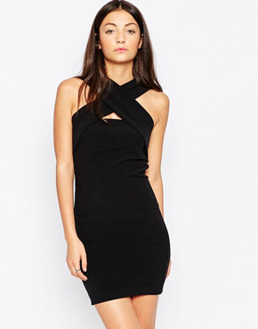 photo Xana Dress by By Zoe, color Black - Image 1