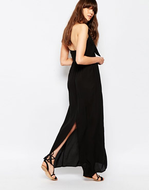 photo Atria Maxi Dress by d.RA, color Black - Image 2