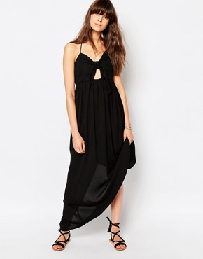 photo Atria Maxi Dress by d.RA, color Black - Image 1