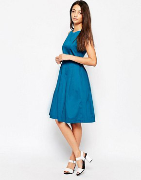 photo Emily & Fin Ruby Dress, color Turquoise - Image 1