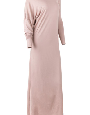 photo Fashion Solid Color Maxi Dress by OASAP - Image 2