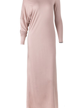 photo Fashion Solid Color Maxi Dress by OASAP - Image 1
