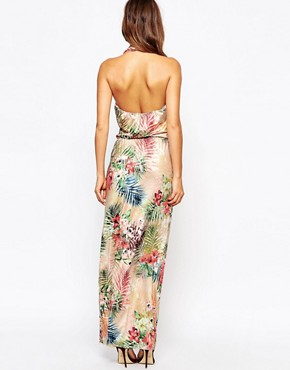 photo Liberty Tropical Maxi Dress by Amy Childs, color Multi - Image 2