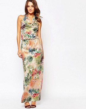 photo Liberty Tropical Maxi Dress by Amy Childs, color Multi - Image 1