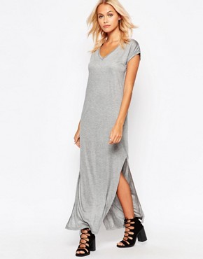 Maxi T Shirt Dress By B Young
