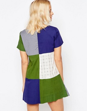 photo Soleil Dress by Family Affairs, color Multi - Image 2