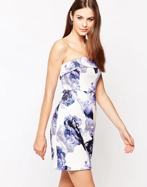 photo Certain Romance Dress by Finders Keepers, color Floral Light - Image 1