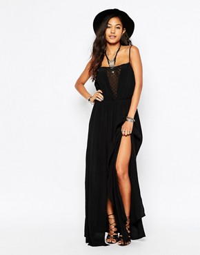 photo Lace Front Dress by JAPONICA, color Black - Image 1