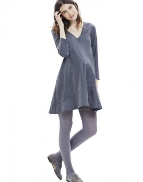photo The Day-To-Night Dress by Hatch Collection, color Charcoal - Image 1