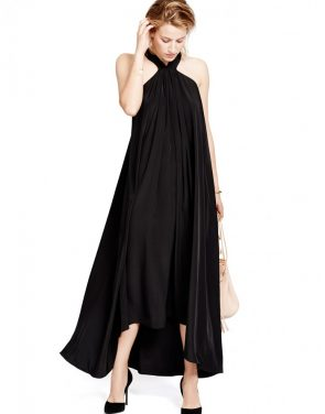photo The Fete Gown by Hatch Collection, color Black - Image 2