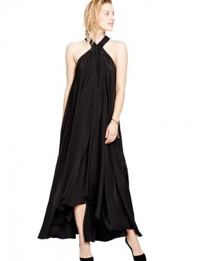 photo The Fete Gown by Hatch Collection, color Black - Image 1