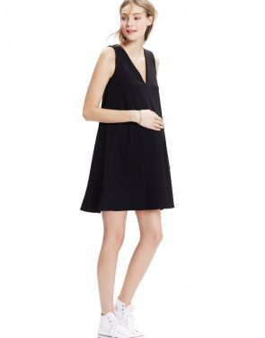 photo The Luncheon Dress by Hatch Collection, color Black - Image 2