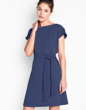 photo Riverside Dress - Navy, color Navy - Image 2
