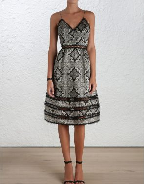 photo Mischief Picot Dress by Zimmermann, Tile color - Image 2