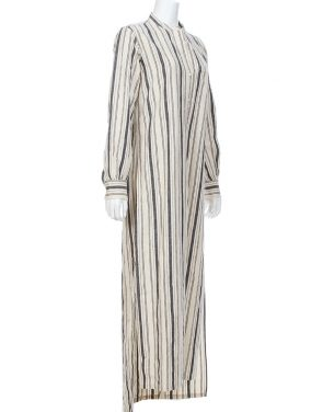 photo Tangier Galabia Dress by Nili Lotan, Stripe color - Image 2