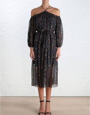 photo Havoc Suspend Dress by Zimmermann 9528DHAVS16, Paisley color - Image 2