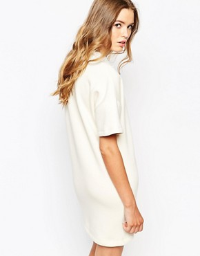 photo Debby Sweat Dress by Vanessa Bruno Athe, color Ivory - Image 2