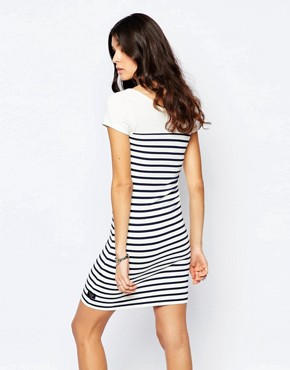 photo Striped Jersey Dress by G-Star, color Multi - Image 2