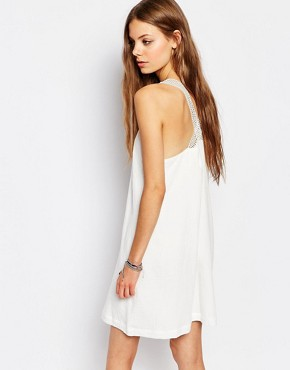 photo Sun Strap Dress in Cream by Suncoo, color Cream - Image 2