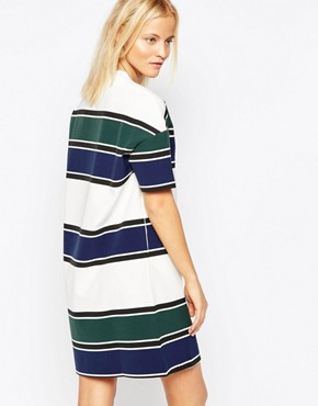 photo Adelaide Stripe Dress by Wood Wood, color Stripe - Image 2