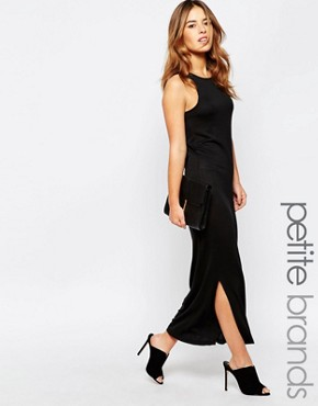 photo Maxi Dress by Vero Moda Petite, color Black - Image 1