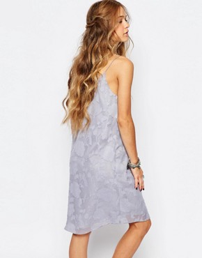 photo Lace Cami Dress by Honey Punch, color Freshwater - Image 2