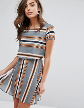 photo 2 in 1 Dress in Stripe by Love, color Stripe - Image 1
