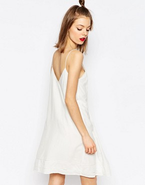 photo Haupt Full Summer Dress by Samsoe & Samsoe, color Clear Cream - Image 2