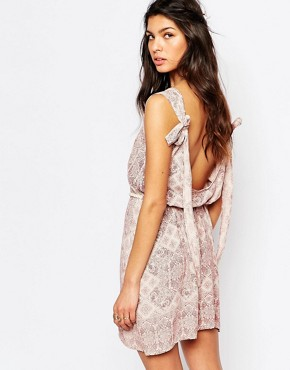 photo Luci Dress by Faithfull The Brand, color Multi - Image 2