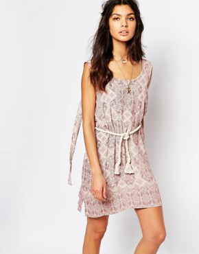 photo Luci Dress by Faithfull The Brand, color Multi - Image 1