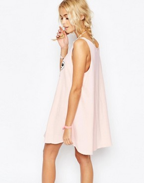 photo Cassidy Tank Dress by Wildfox, color Arizona Blush - Image 2