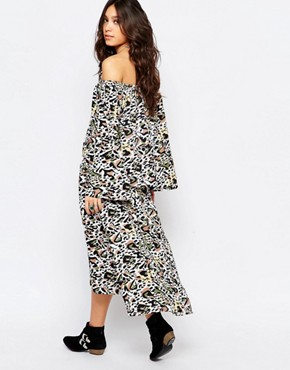 photo Californian Lover Maxi Dress by One Teaspoon, color Multi - Image 2