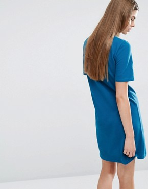 photo Blue Polo Dress by PS by Paul Smith, color Teal - Image 2