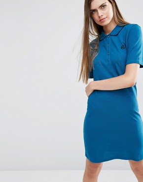 photo Blue Polo Dress by PS by Paul Smith, color Teal - Image 1