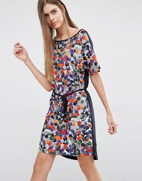 photo Multi Spot Paul's T-Shirt Dress by PS by Paul Smith, color Multi - Image 1