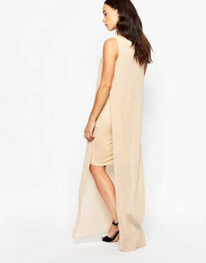 photo Gine Maxi Dress by Minimum, color Dusty Sand - Image 2