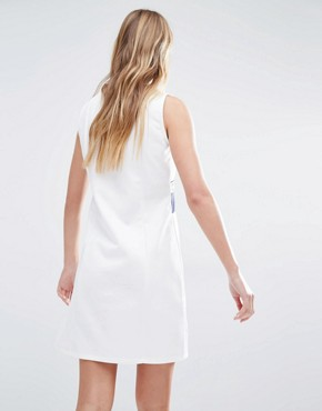 photo Archive Trico Dress by Fred Perry, color White - Image 2