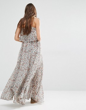photo Ditsy Floral Maxi Dress by Pimkie, color Multi - Image 2