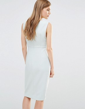 photo Donnie Sleeveless Dress by Minimum, color Surf Mint - Image 2