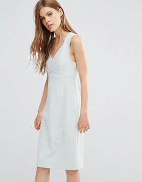 photo Donnie Sleeveless Dress by Minimum, color Surf Mint - Image 1